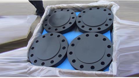 Carbon Steel Blind Flanges, BLRF Flange