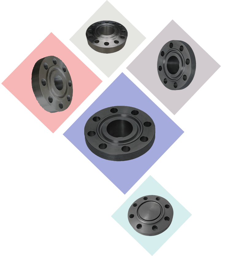 Ring Joint Flanges Suppliers