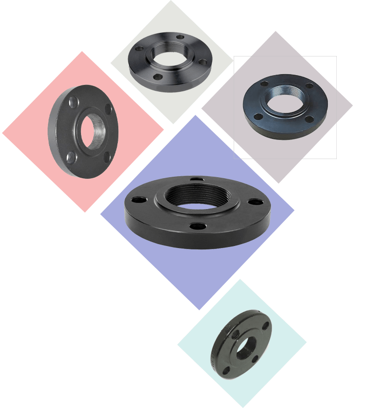 Screwed Flanges Suppliers