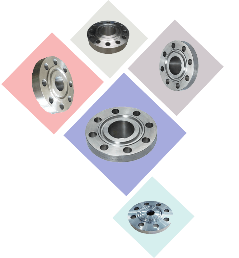 ss Ring Joint Flanges