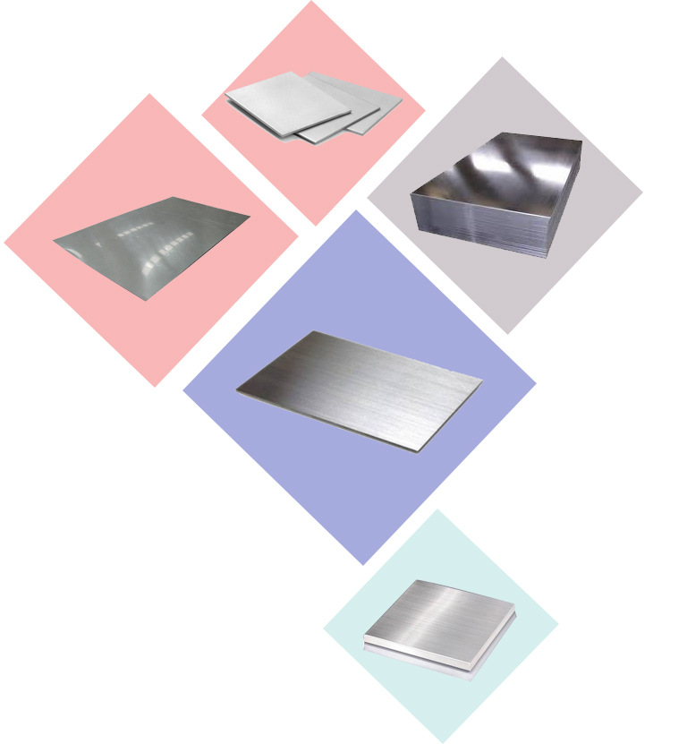 stainless-steel sheets plates product
